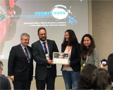PhD Trials at the Cosmetinnov 2018 – Best Scientific Poster Award